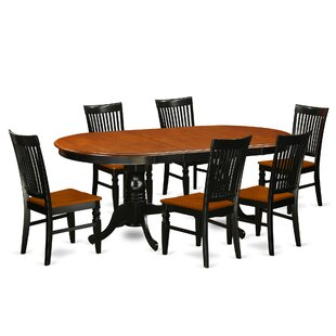 Pilcher 7 Piece Extendable Dining Set