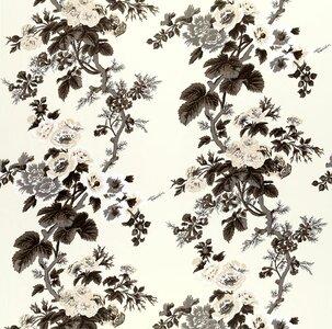 Pyne Hollyhock Fabric