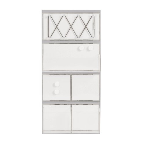 TOM Cabinet Door Organiser  sc 1 st  Wayfair & Vauth -Sagel TOM Cabinet Door Organiser   Wayfair