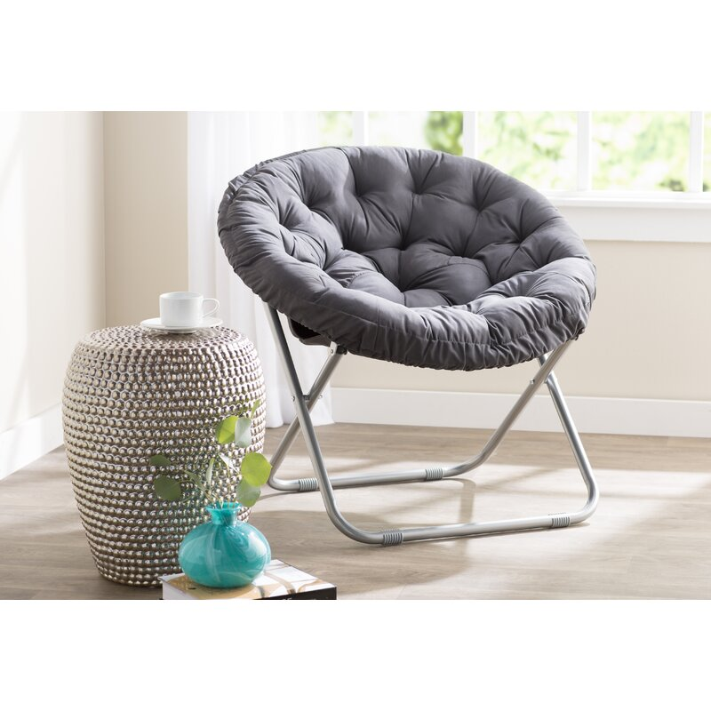 Marvelous Gaskill Comfort Padded Papasan Chair