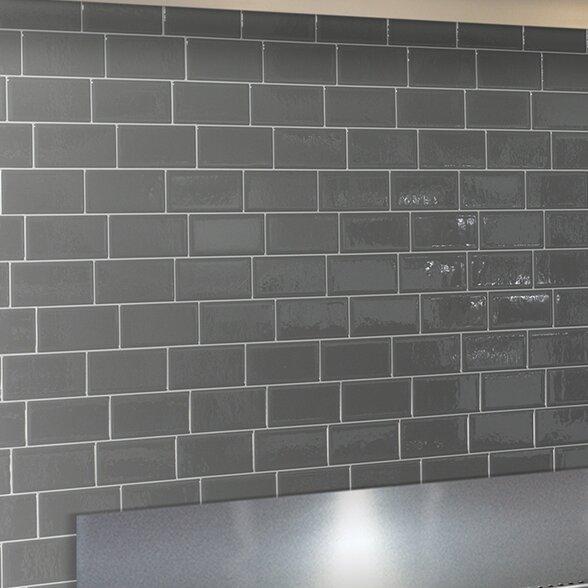 Smart Tiles Mosaik Metro Grigio 11 56 Quot X 8 38 Quot Peel