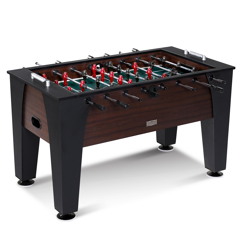 Barrington Billiards Company Richmond Foosball Table Reviews Wayfair - Single goalie foosball table