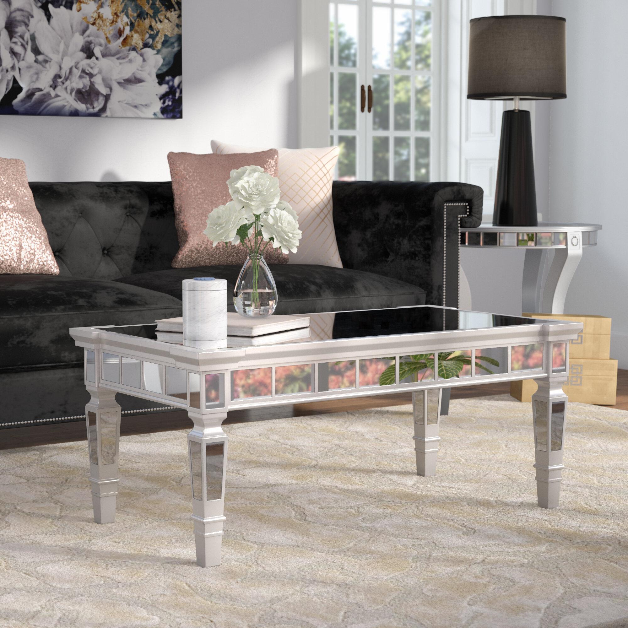 Willa arlo interiors jerlene glam coffee table reviews wayfair