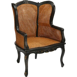 Gentil Double Caned Armchair
