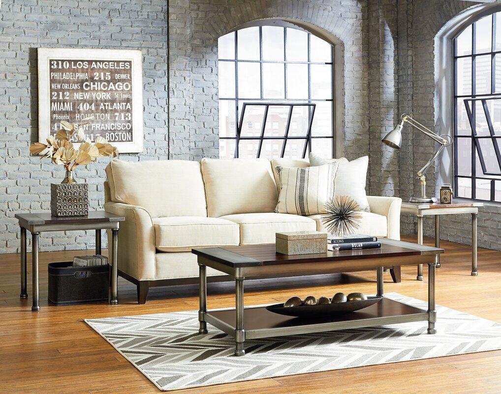 Trent Austin Design Grover 3 Piece Coffee Table Set & Reviews | Wayfair