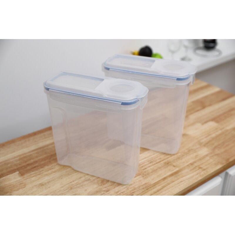 Bulk Food Storage Containers Airtight Dandk Organizer