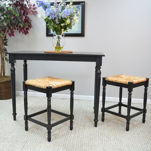 Emilia 3 Piece Pub Table Set