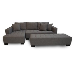 modern contemporary sectional sofa with ottoman allmodern rh allmodern com sectional sofa with chaise and ottoman leather couch with chaise and ottoman