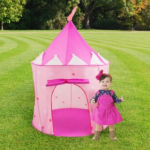 d913cf00a546 Princess Castle Kids Pop-Up Play Tent