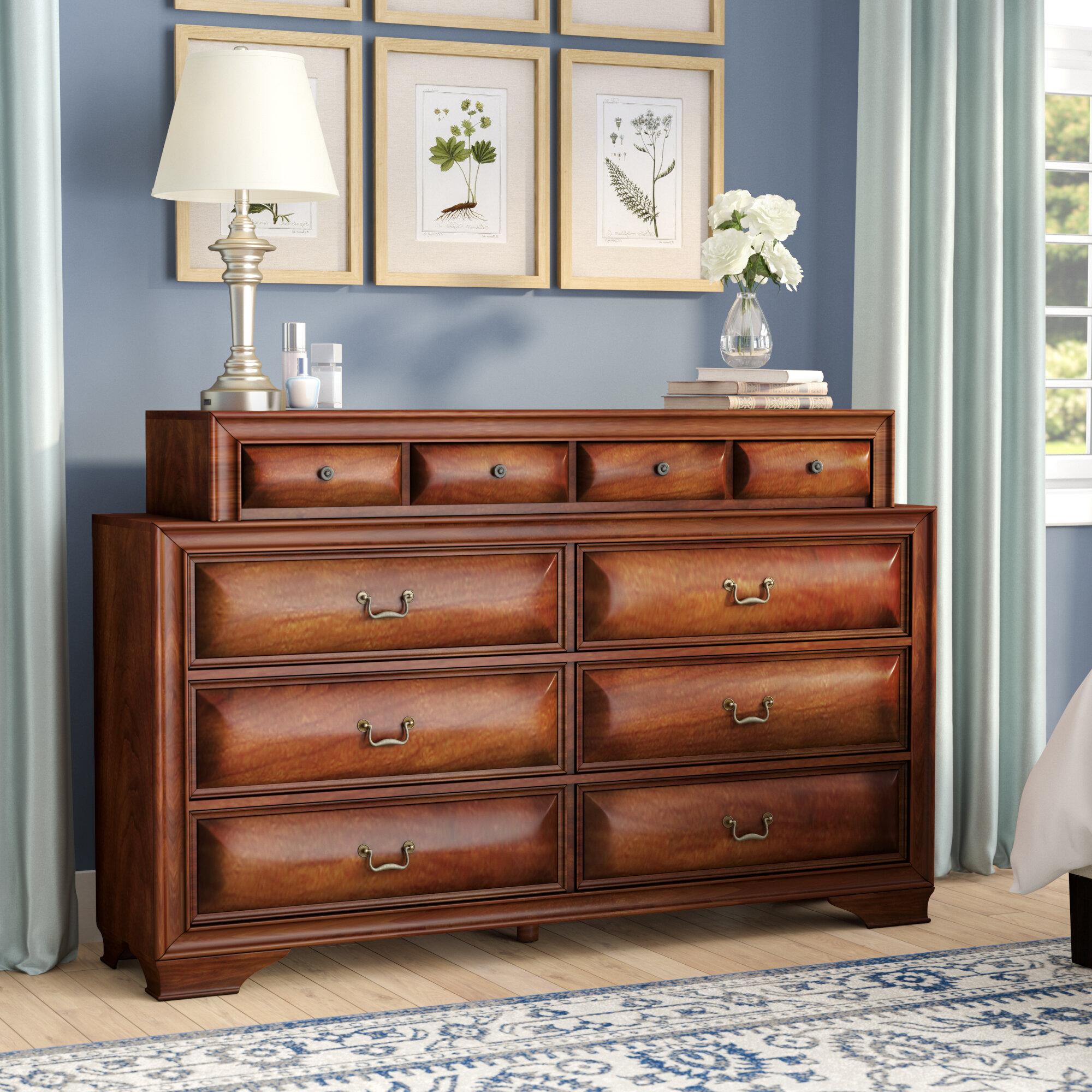 10 Drawer Bedroom Dresser Wayfair