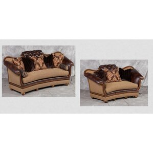 Salermo 1 Piece Living Room Set by Benetti&#..