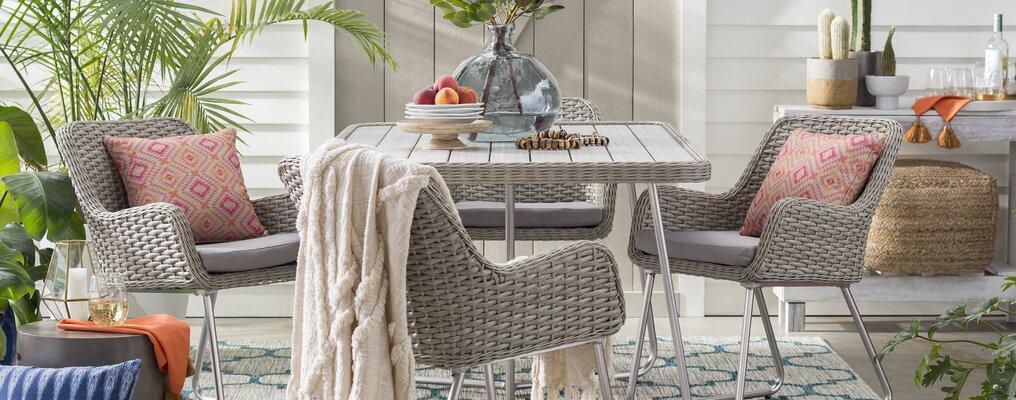 outdoor furniture joss main rh jossandmain com  joss and main porch furniture