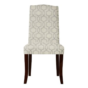 Guttenberg Geometric Parsons Chair (Set of 2) by Latitude Run