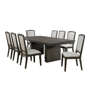 Seaver 9 Piece Extendable Dining Set