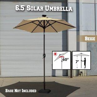 Patio Umbrella Solar Lights   Wayfair.ca