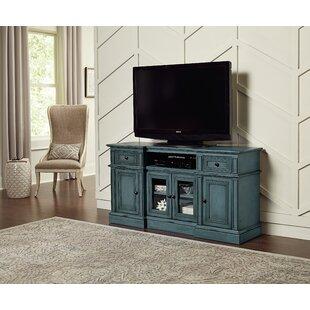 Antique Blue Tv Stand | Wayfair