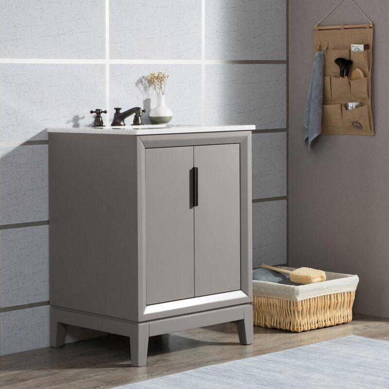 Tappahannock 24 Single Bathroom Vanity Set Reviews Allmodern