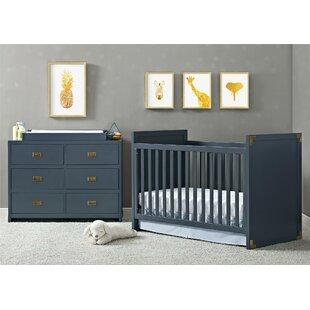 Blue Cribs You Ll Love Wayfair