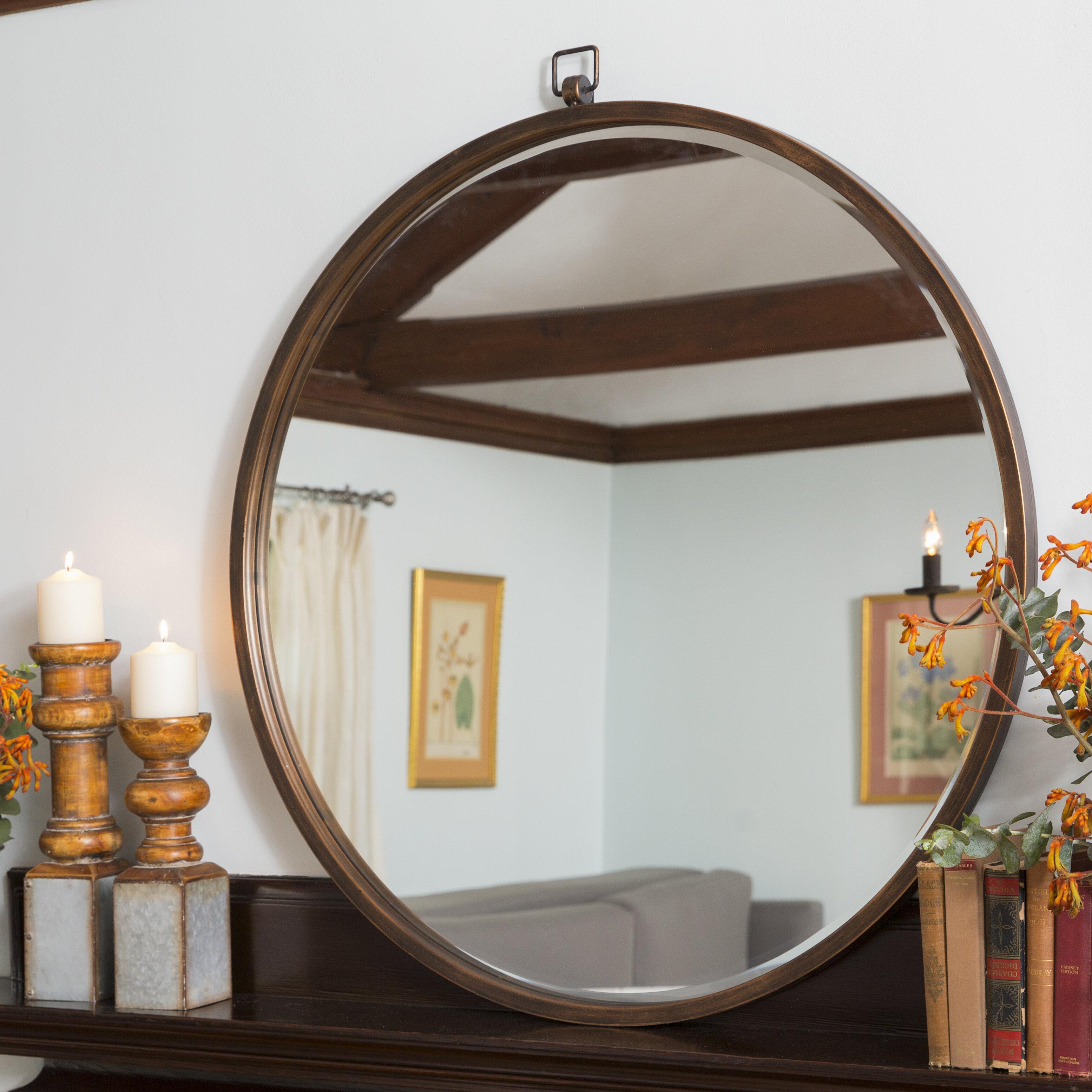 98f852d30b Langley Street Minerva Accent Mirror   Reviews