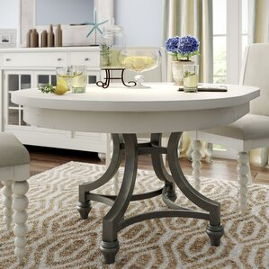 Saguenay Round Dining Table by Lark Manor