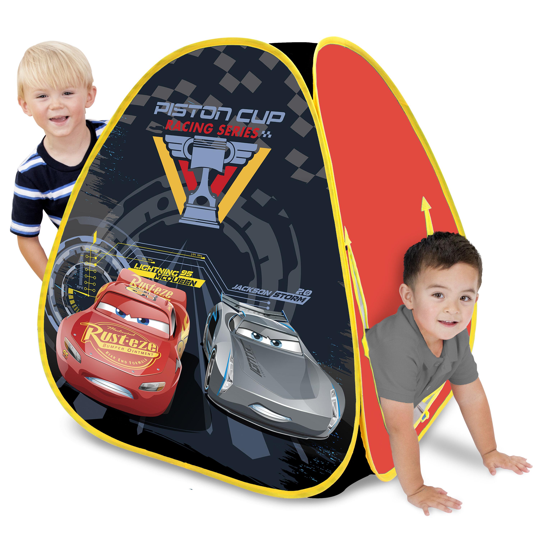 Playhut Playhut Disney Cars 3 Classic Hideaway Play Tent u0026 Reviews | Wayfair  sc 1 st  Wayfair & Playhut Playhut Disney Cars 3 Classic Hideaway Play Tent u0026 Reviews ...