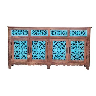 Kahn Carved Sideboard