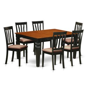 Argenta 7 Piece Dining Set by Darby Home Co