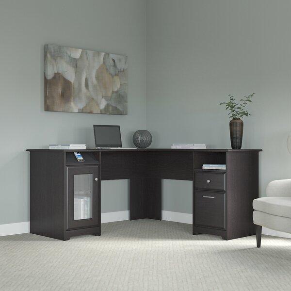 Red Barrel Studio Toledo L Shaped Executive Desk Amp Reviews