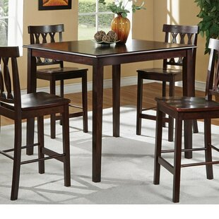 Windcrest 5 Piece Counter Height Dining Set