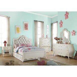 Conco Arched Panel Configurable Bedroom Set