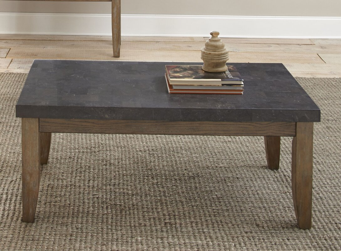 Stone & Slate Coffee Tables You ll Love
