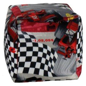Pouf Racing Cube von Sakwa