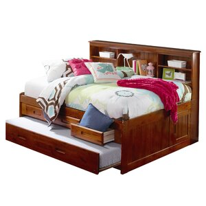 Modern Contemporary Full Size Daybed With Trundle AllModern