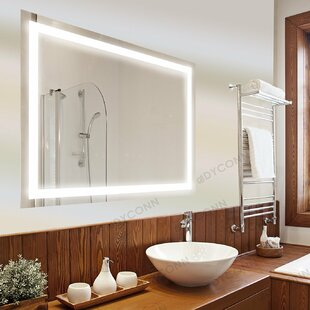 Perfect Edison Bathroom Mirror