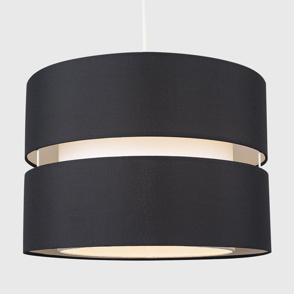 Minisun sophia 35cm ceiling pendant light shade reviews wayfair co uk