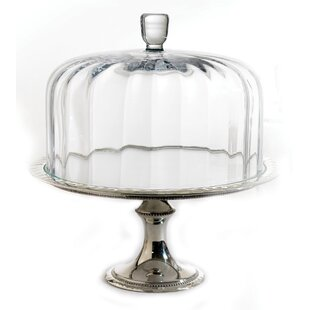 Heritage Austin Cake Dome  sc 1 st  Wayfair : cake plates with domes - pezcame.com
