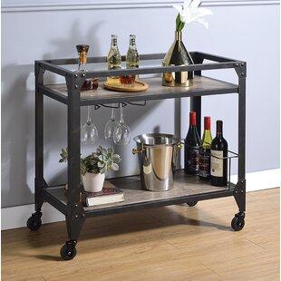 Miramar Bar Cart