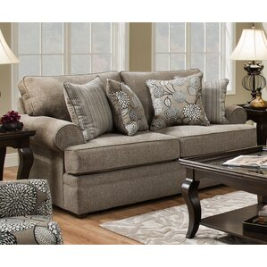 Dolores Loveseat by Simmons Upholstery by Al..