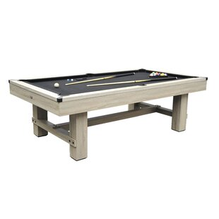 Game room furniture youll love wayfair bryce 8 pool table greentooth Image collections