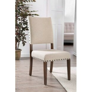 Cogburn Upholstered Dining Chair (Set of 2)