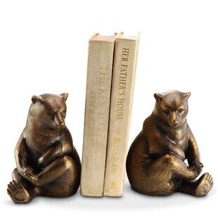Modern Wild Animal Bookends | AllModern
