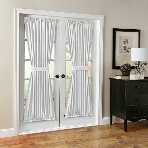 French Door Curtains Wayfair