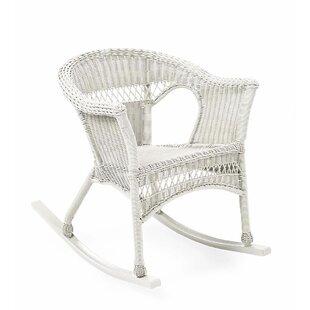 Captivating Wicker Rocking Chairs Youu0027ll Love | Wayfair