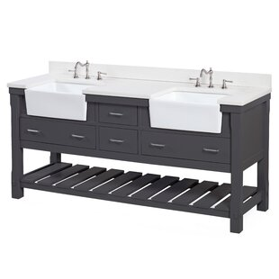 72 Inch Double Bathroom Vanities Youll Love Wayfair
