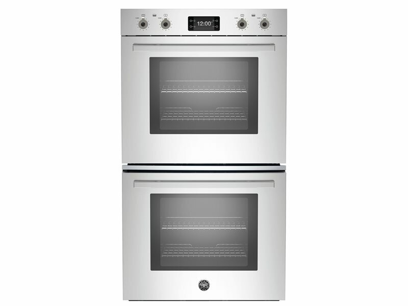 "Bertazzoni Pro Series 30"" Self Cleaning Convection Electric Double Wall Oven"