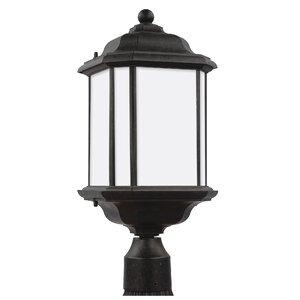 Burtt 1-Light Outdoor Post Light