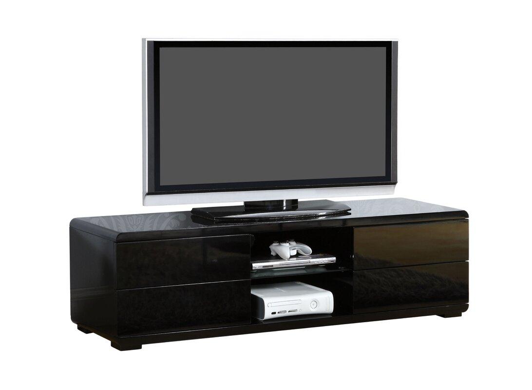 Minimalist Flatware Sharron 60 Quot Tv Stand Amp Reviews Allmodern