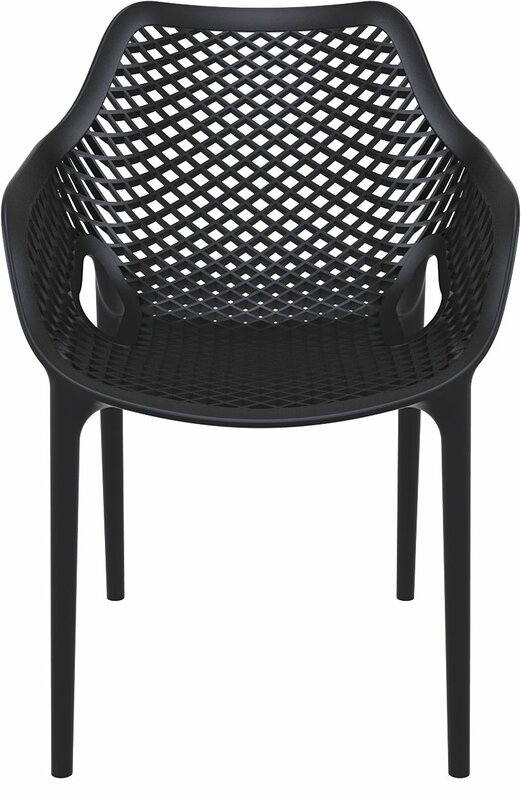 Mercury Row Curnutt Stacking Patio Dining Chair Amp Reviews