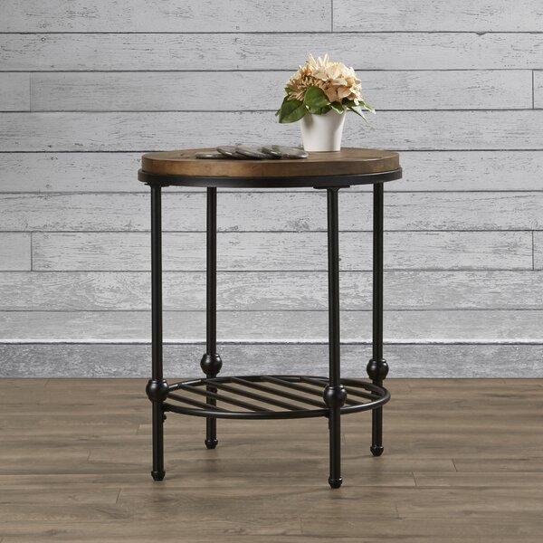 Trent Austin Design Bonifacio End Table U0026 Reviews | Wayfair