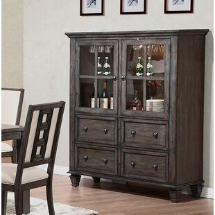 Carr Hall China Cabinet